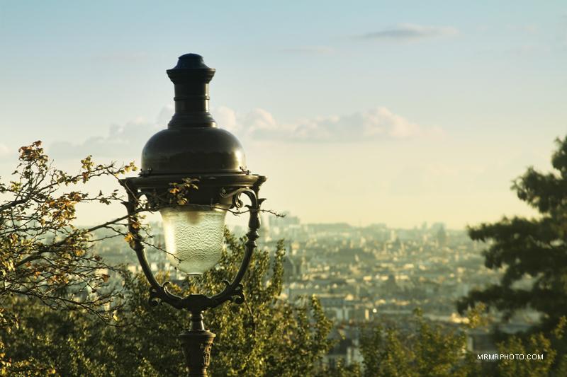 Lamp & Paris