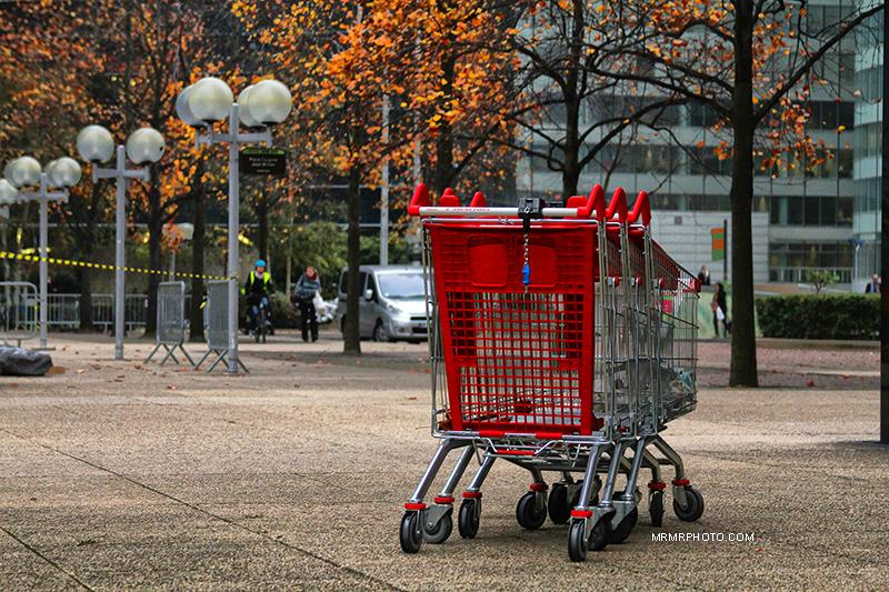 Baskets in Paris