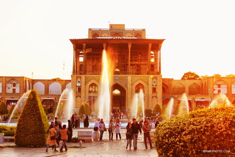 Ālī Qāpū Palace