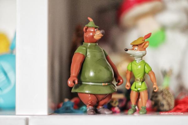 Robinhood & Little John
