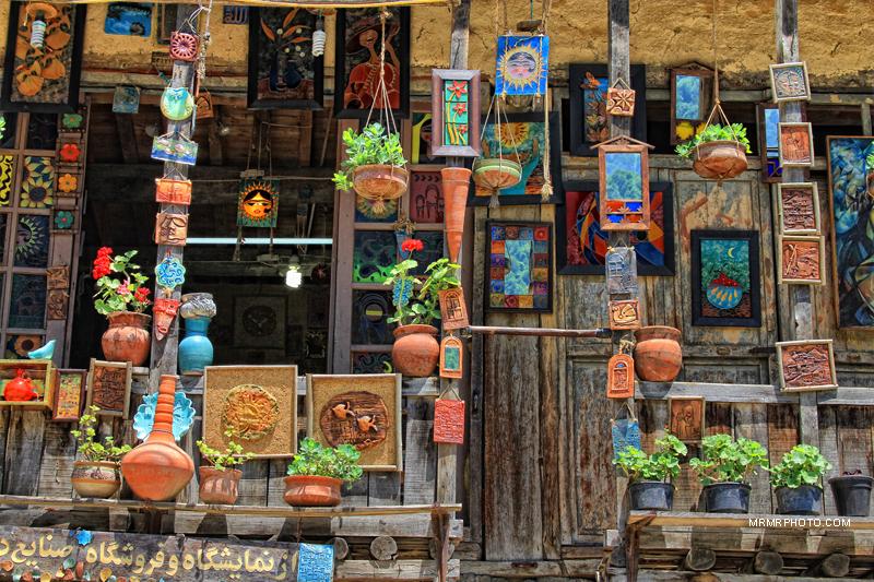 Shopping in Masuleh