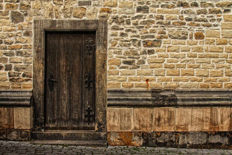 Walls in Prague