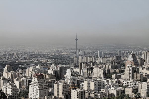 Tehran & Milad Tower