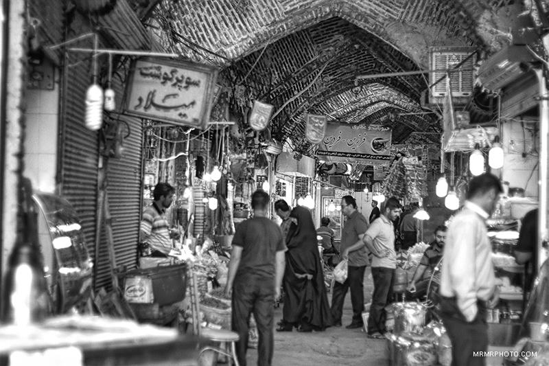 Urmia Bazaar