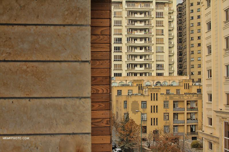 Tehran -  buildings
