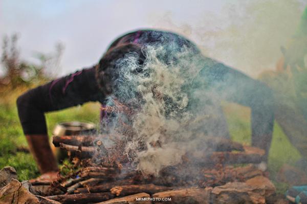 Make a fire