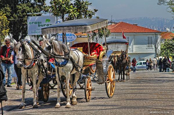 Prince Islands - Istanbul