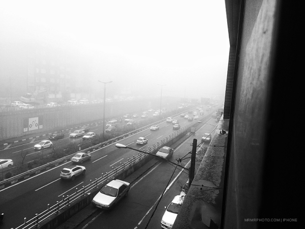 Niayesh highway - Tehran