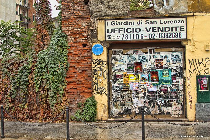 Door - Milan