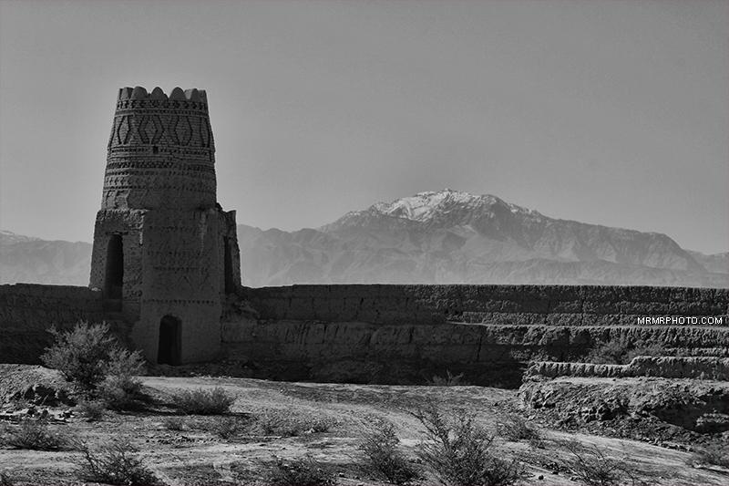 Castle - Kerman