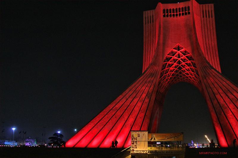 Azadi Square - Tehran