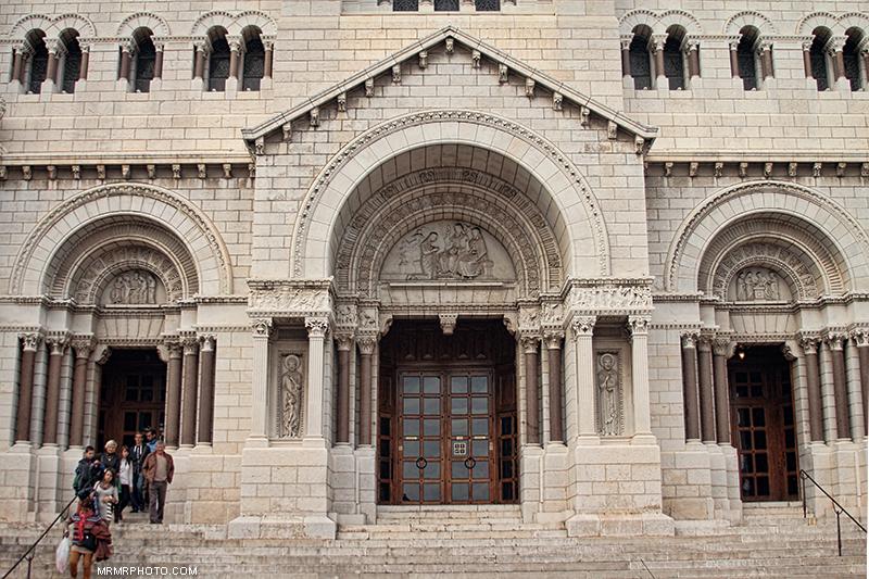 Monte Carlo - church