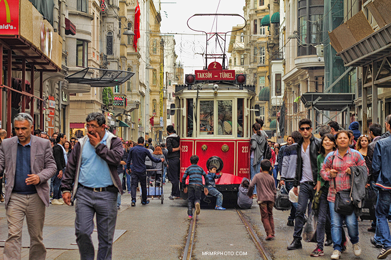 Istiklal street - Istanbul