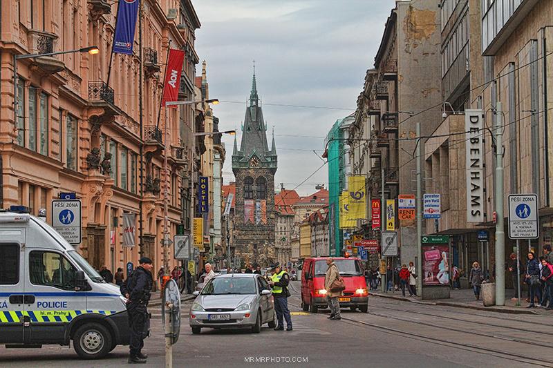 Prague - Police