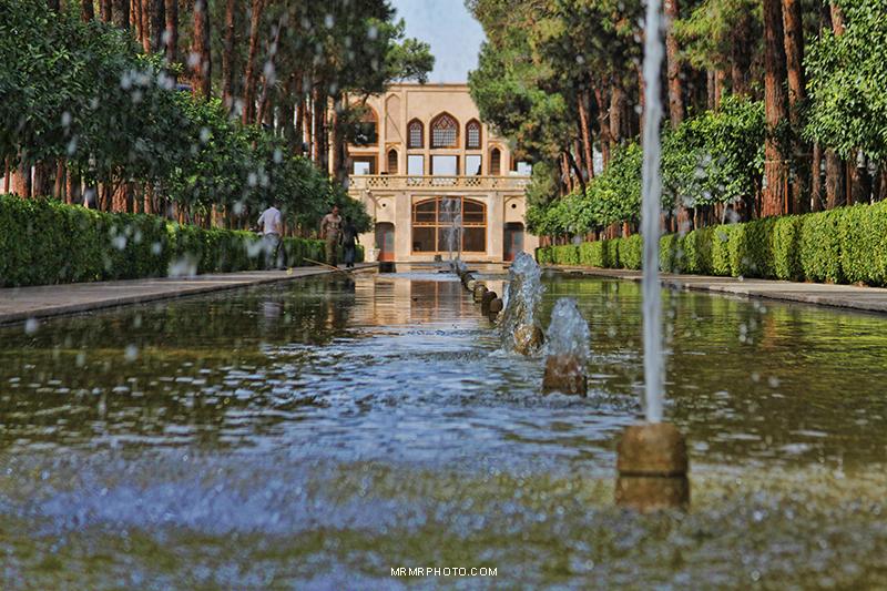 Dolat Abad Garden - Yazd
