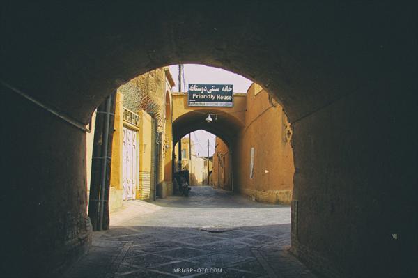 Alley - Yazd