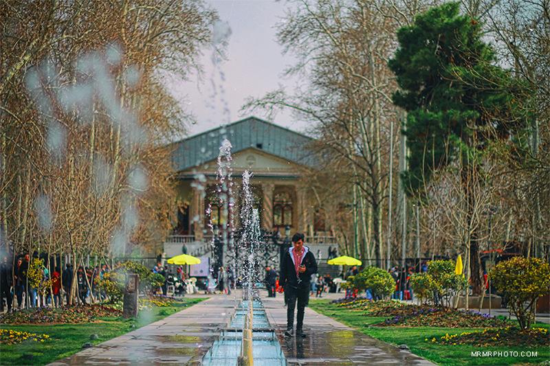 Bagh Ferdos - Tehran