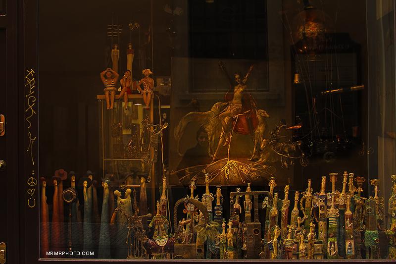 Shop in Prague