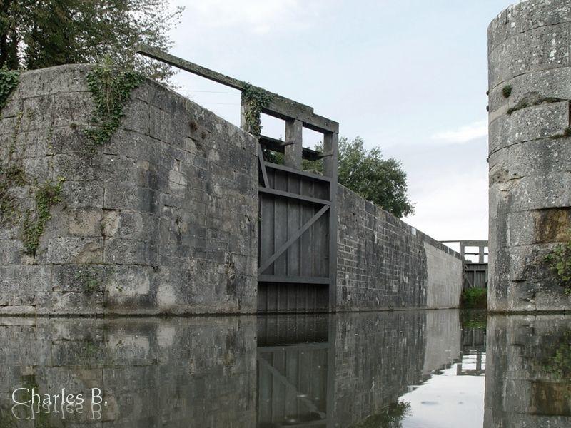 Canal d'Orléans, Choiseau, 24 septembre 2007