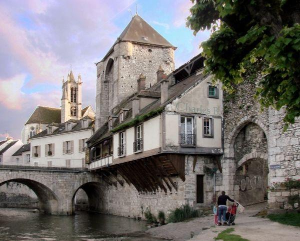 Moret-sur-Loing, 18 mai 2009