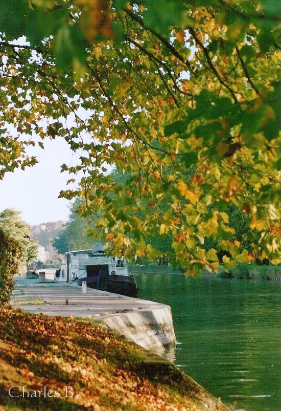 Nemours, automne 2001