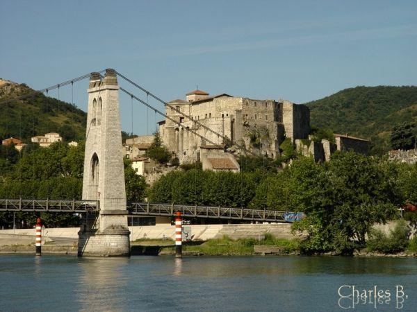 Lavoulte-sur-Rhône, 10 août 2008