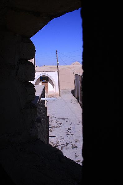 روستای قهی-خانه حاج قربان