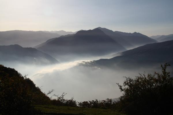 کوه و مه