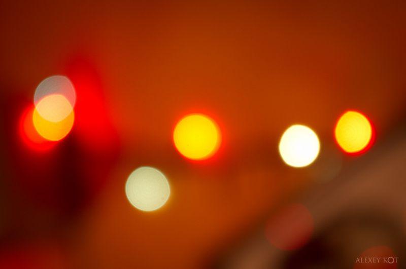 NY lights to everyone