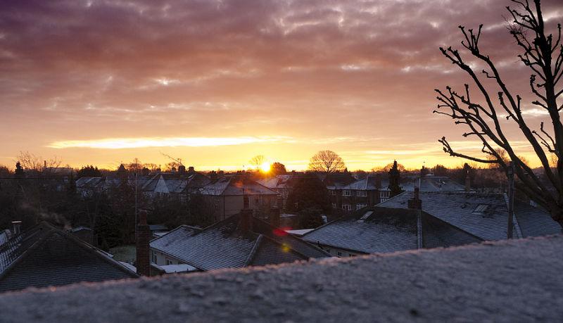 Kew sunrise