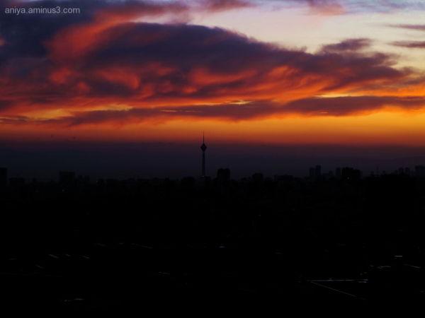 milad sunset