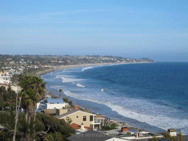 Malibu view