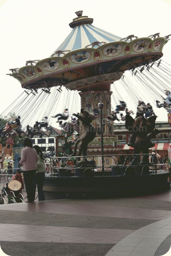 Genthing Highland Themepark