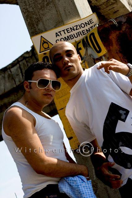 Psico&Ortiz official photos