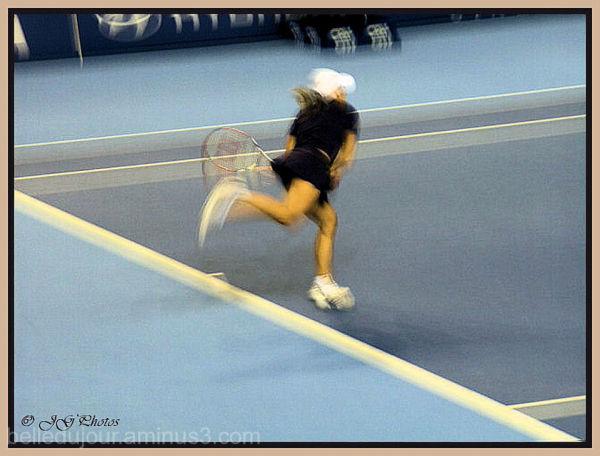 tennis,sport,Justine Henin,Charleroi
