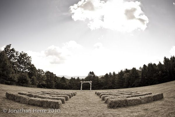 Wedding field.