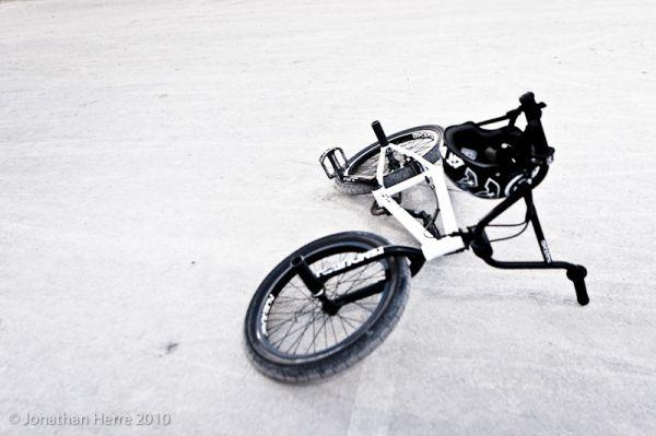 Bike Portrait.