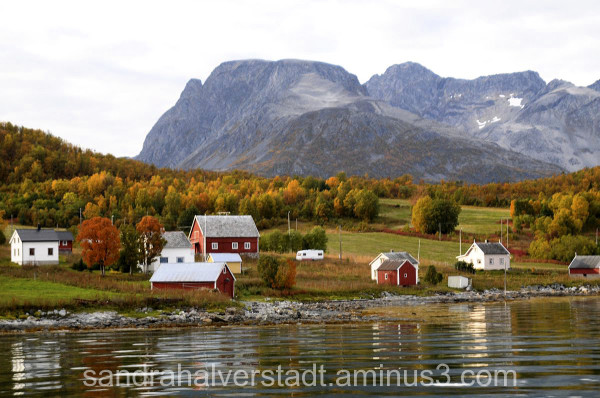North of Tromso Norway