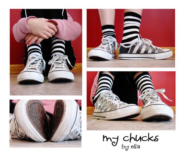 my chucks