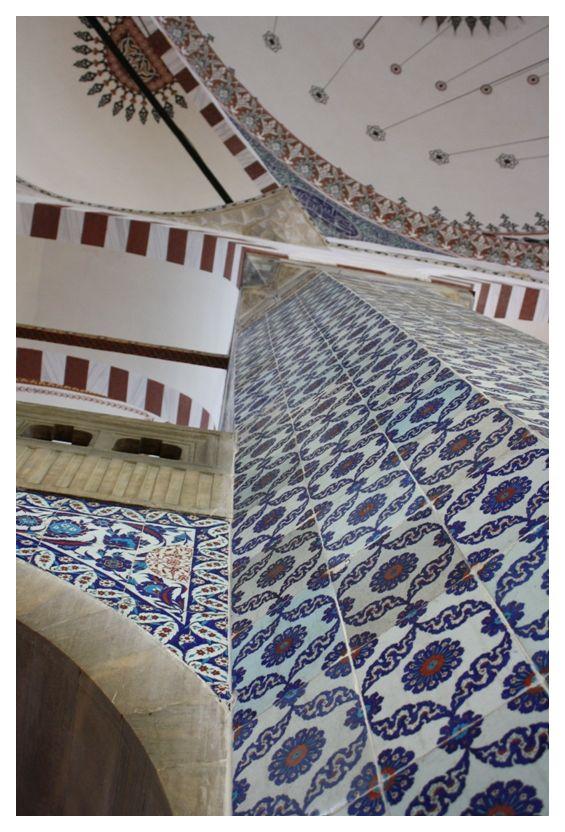Mosque pillar