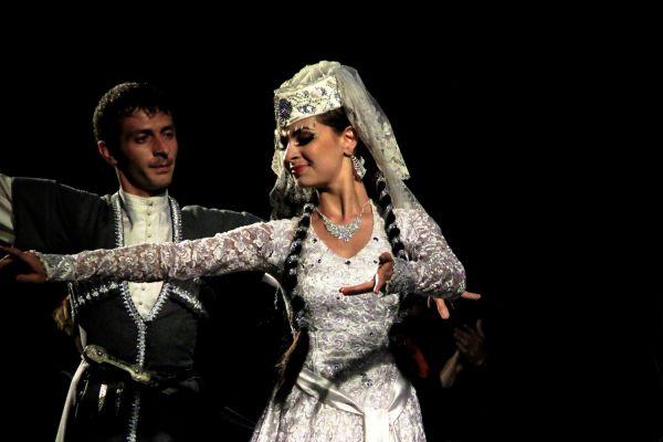 Bride Folklore Dance