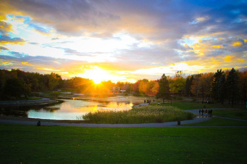 Mount-Royal Park