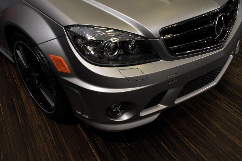 Mercedes Benz Speed