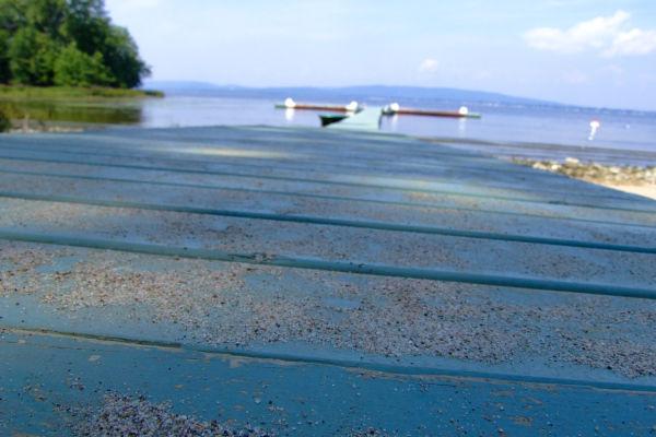 Swimming Runway