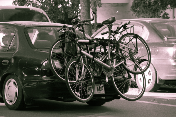 Car and Bikes