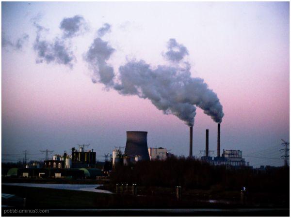Industry by sundown 2