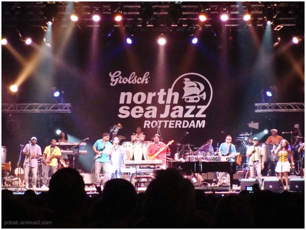Stevie Wonder @ North Sea Jazz