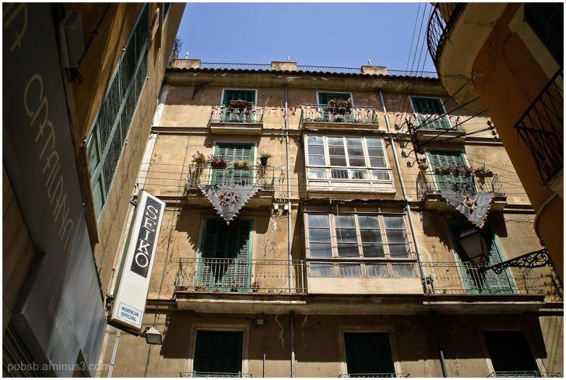 Balcony in Majorca 2