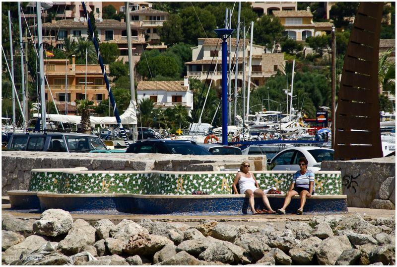 It was hot on Majorca -2-
