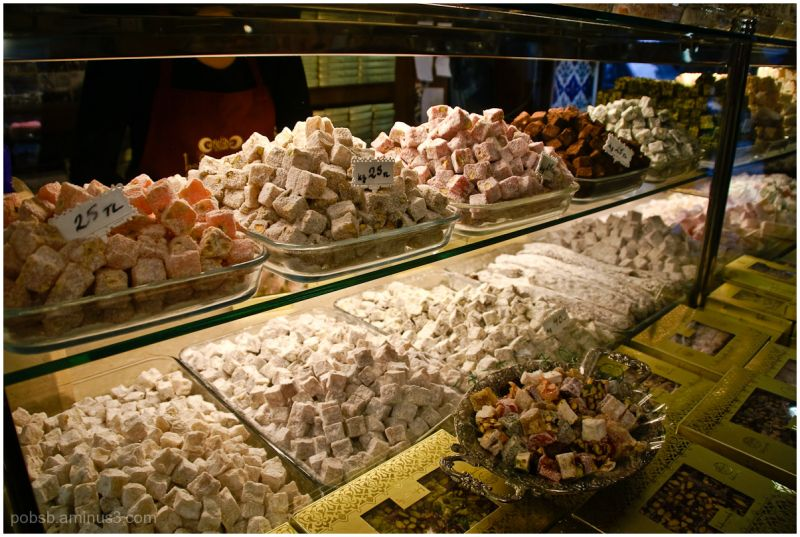 Instanbul - Turkish Delight